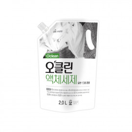 [MUKUNGHWA] O'Clean Liquid Laundry Detergent 2L _ Laundry Detergents, Liquid Detergents, For Washing Machine